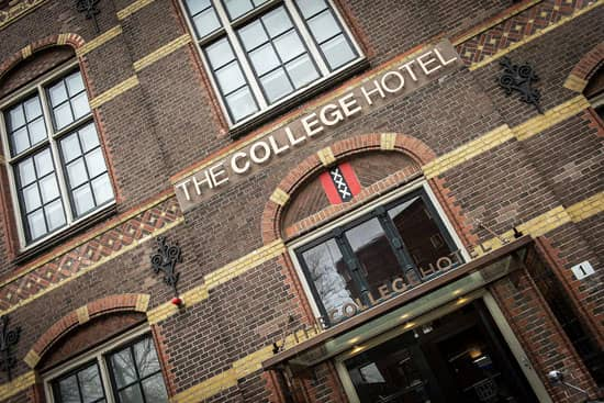 Amsterdam, The College Hotel