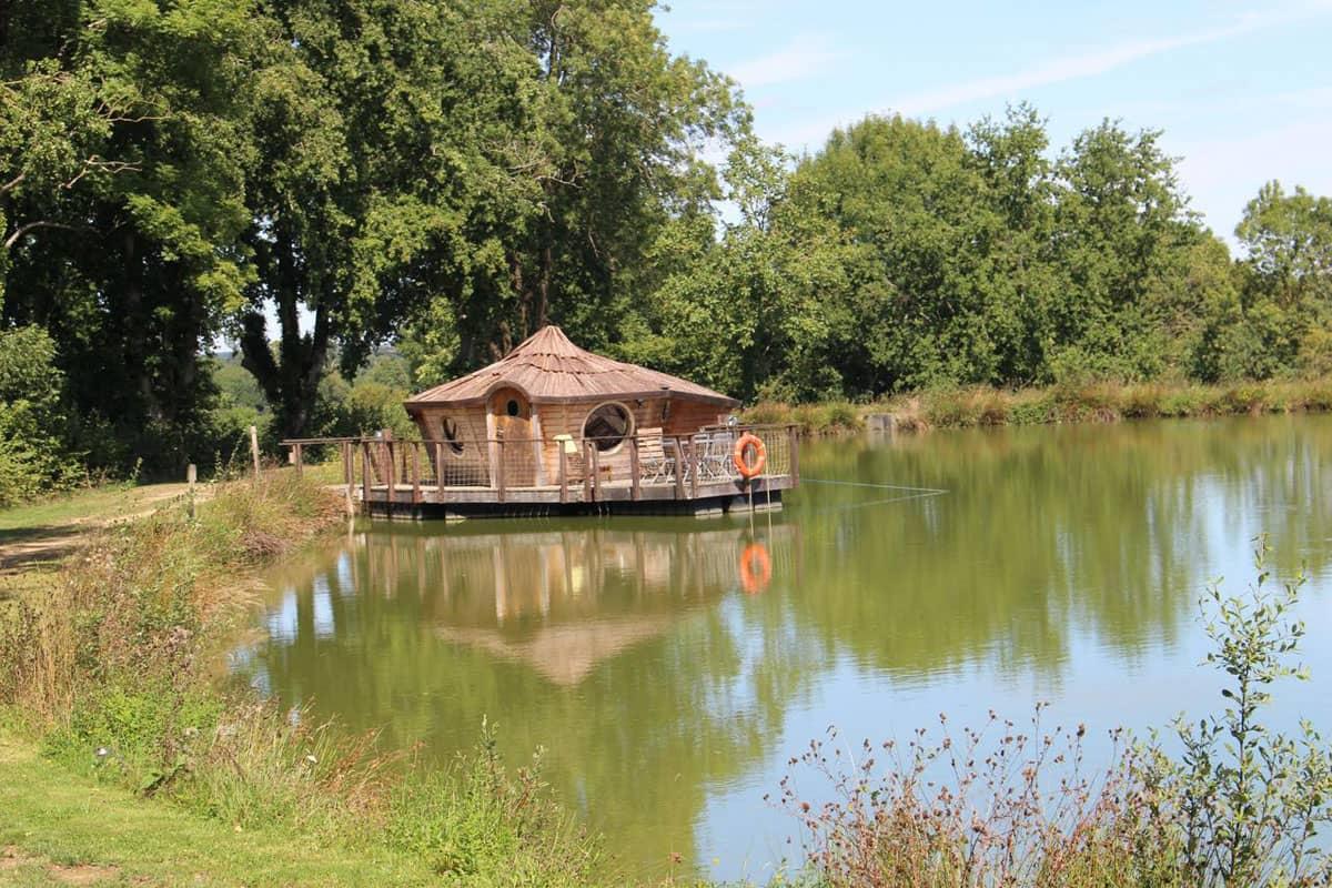 Cabane Flottante La Libaudière, Pouzauges