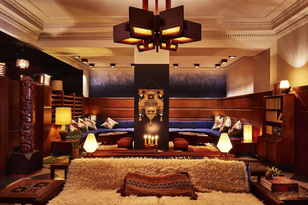 Hôtel Freehand, Chicago, dès 35$