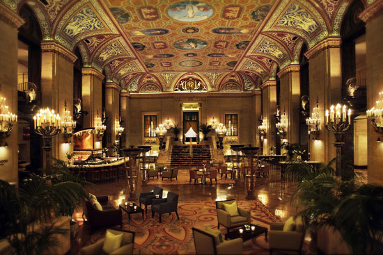Chicago, Palmer House