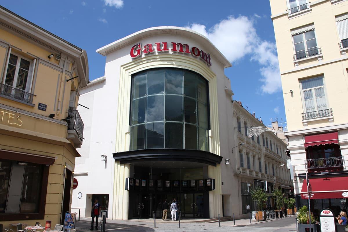 Cinéma Alhambra, ancien Gaumont, Saint-Étienne