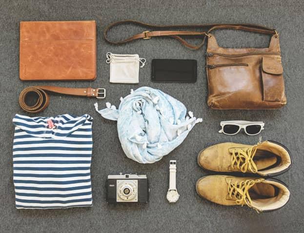 Astuces pour faire sa valise