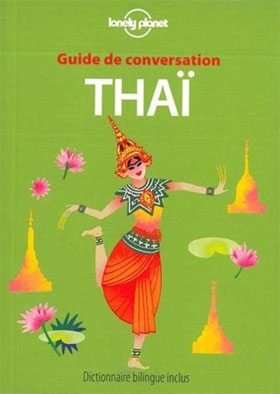 Guide de conversation thaï, Lonely Planet