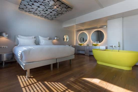 Hôtel sur l'eau, OFF Paris Seine