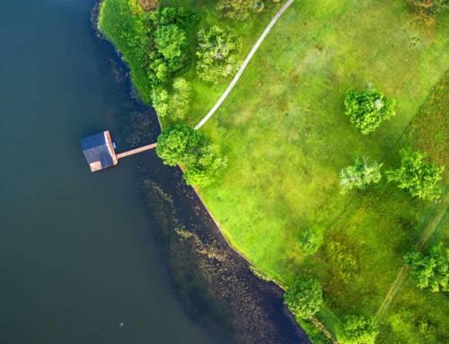 France: hôtels et cabanes sur l'eau