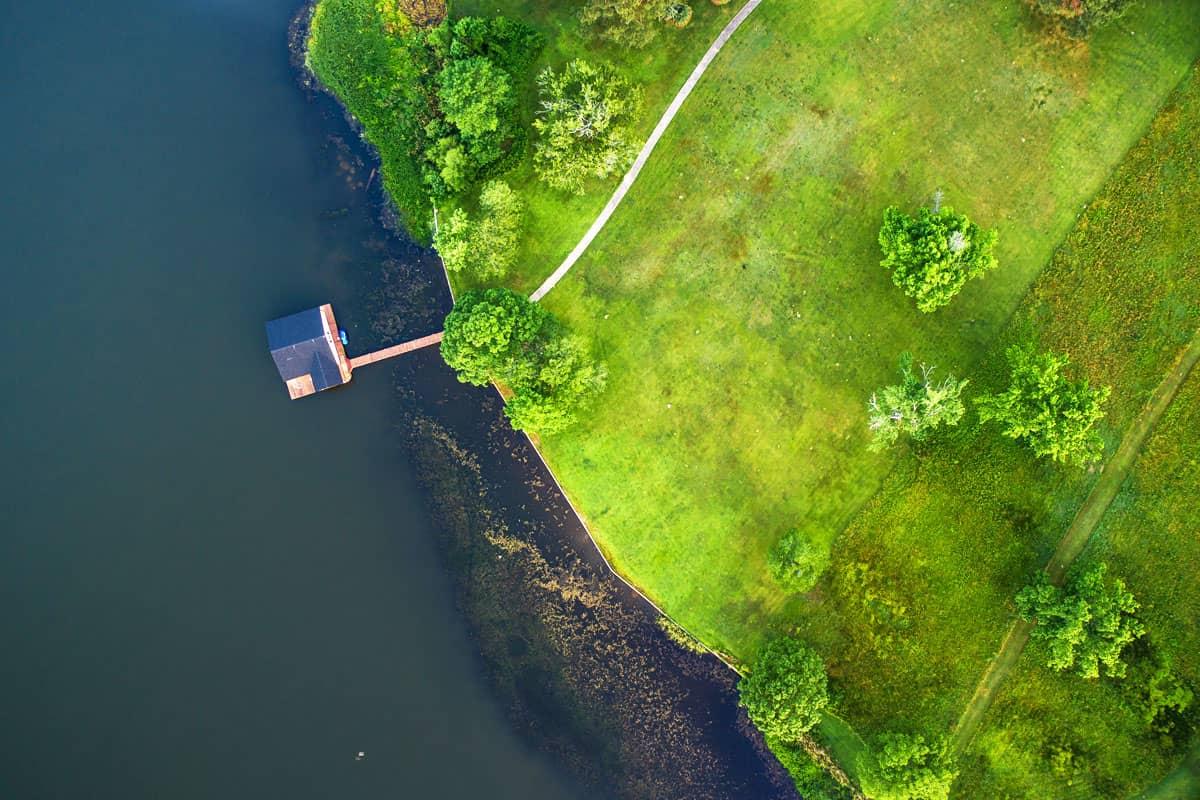 France : 6 cabanes design sur l'eau