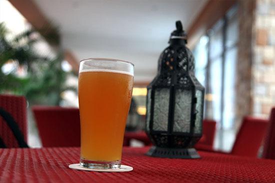 Bière artisanale au Full Moon Brewwork