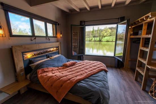 LACabane Lodge Nature, Saint-Vivien