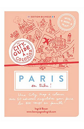 Guide Miniminimap Paris