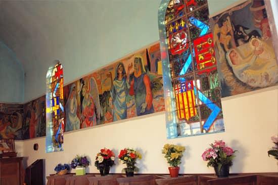 Fontenay-sur-Loing, Chapelle Notre-Dame de la Route