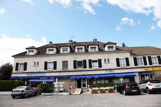 Relais de la Route Bleue, Saint-Loup