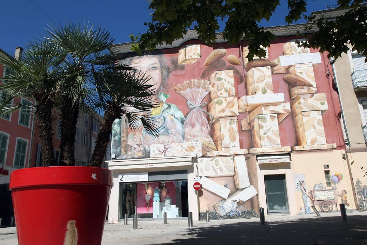 Montélimar, centre historique