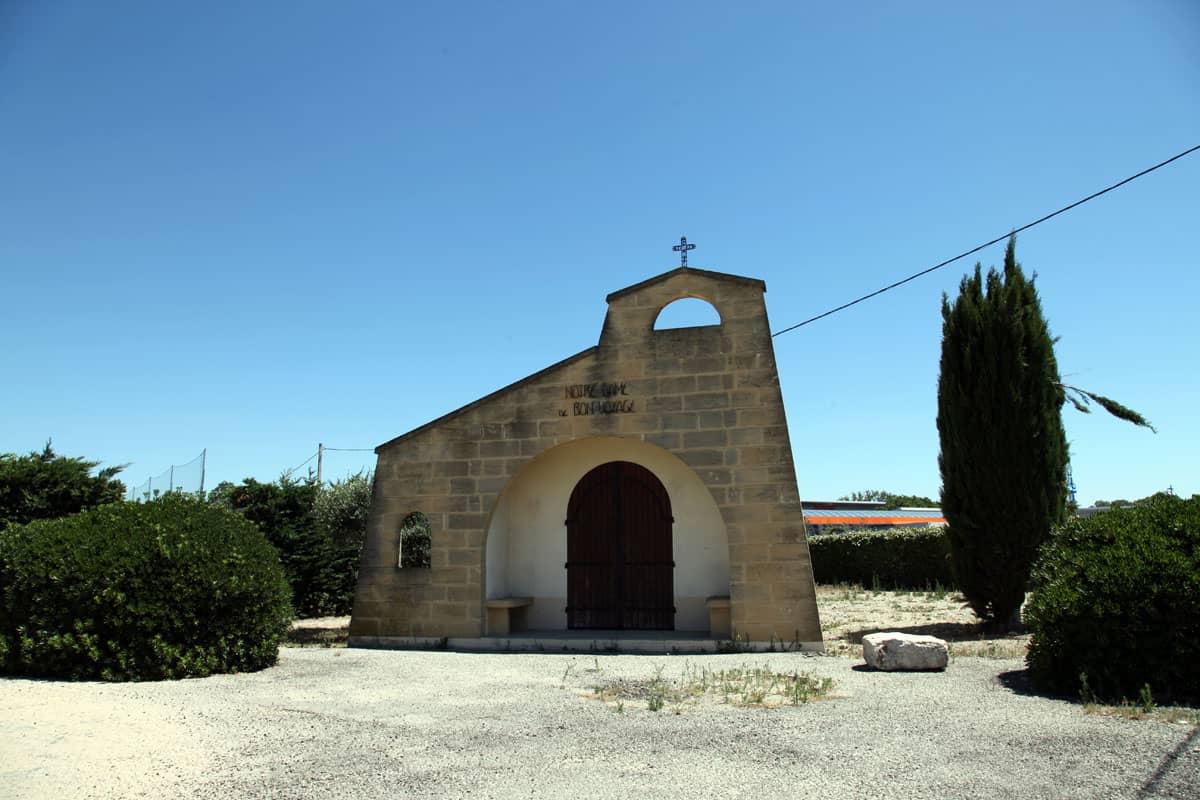 Sénas, Notre Dame du Bon Voyage