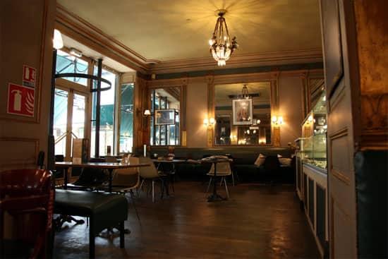 Aix-en-Provence, Brasserie Les Deux Garçons