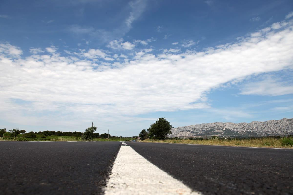 Aix-en-Provence, la Montagne Sainte Victoire