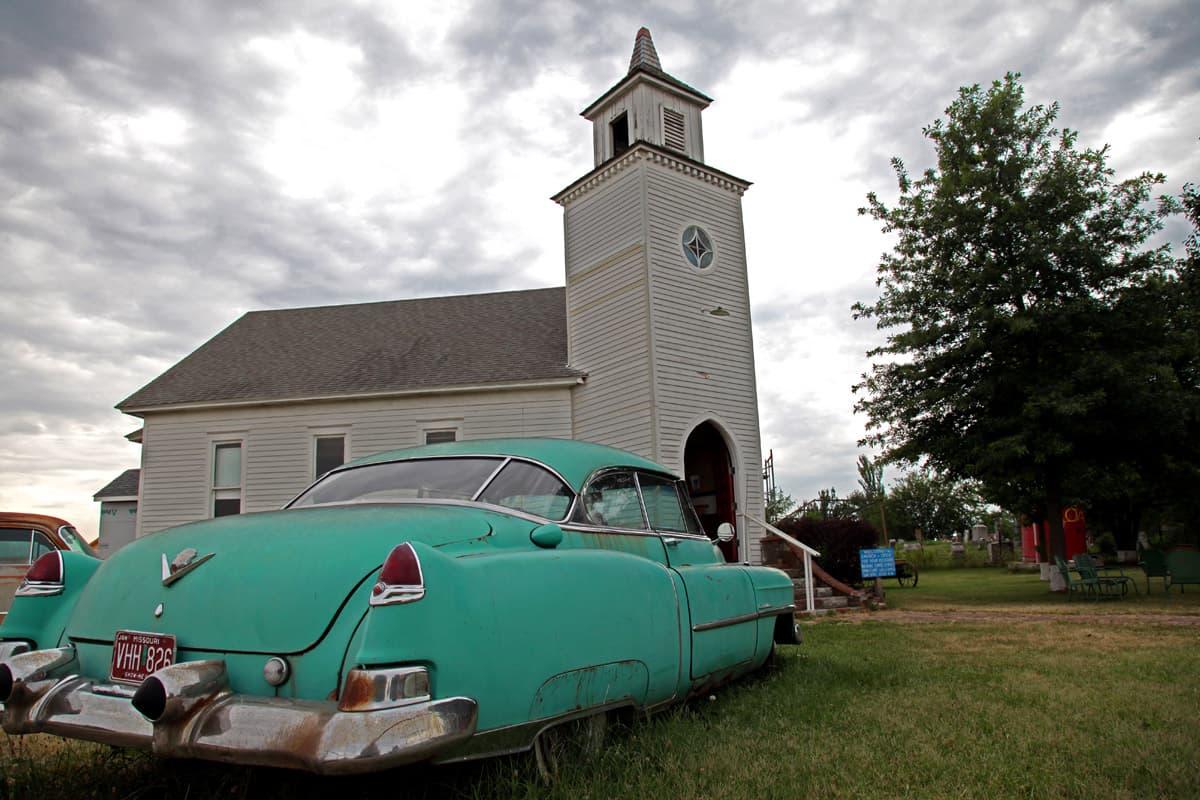 Église, Red Oak 2, Missouri