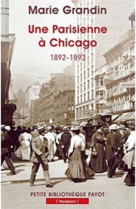 Une parisienne à Chicago de Marie Grandin